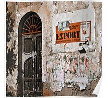 Export Poster