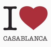 I ♥ CASABLANCA by eyesblau