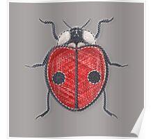 Ladybug - Red Poster