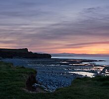 Post Sunset at Kilve by kernuak