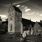 Ilam Church by Mike Topley