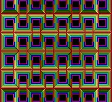 Disco Squares by michaelwsf
