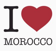 I ♥ MOROCCO by eyesblau