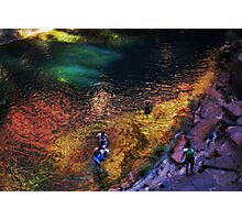 Karajini Colours Photographic Print