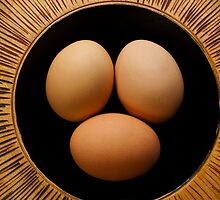 Bowl of Eggs by Paul Marotta
