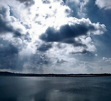 Fluffy things we call clouds! by rickvohra