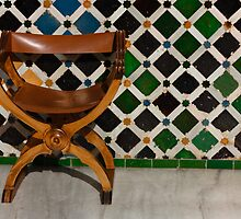 Have a seat and relax.. by Bahar Kitapci