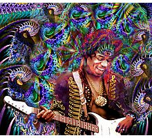 Are you experienced Photographic Print