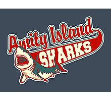 Sharks and Recreation Photographic Print