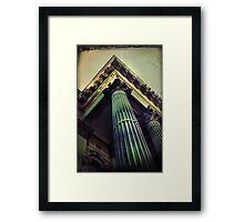 State Library  Framed Print