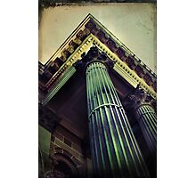 State Library  Photographic Print