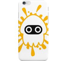Baby Blooper Yellow iPhone Case/Skin