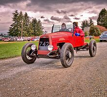 Little Red Race Car by Bryan Peterson