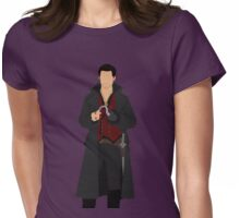 Captain Hook Womens Fitted T-Shirt