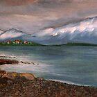 Norwegian fiord by Kostas Koutsoukanidis