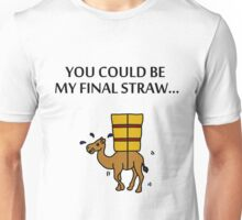 The Final Straw Unisex T-Shirt