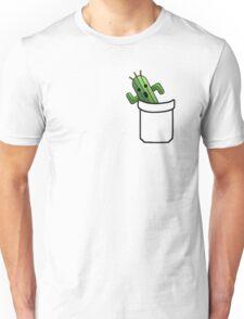 pocket cactuar final fantasy Unisex T-Shirt