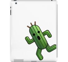 pocket cactuar final fantasy iPad Case/Skin