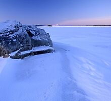 Winter Landscape by ibphotos