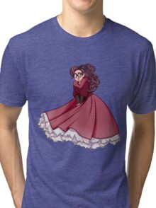Cute Witch Tri-blend T-Shirt