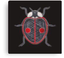LadyBug - Asian Canvas Print