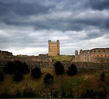 Richmond Castle  by Mat Robinson