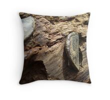 Money does grow on trees Throw Pillow