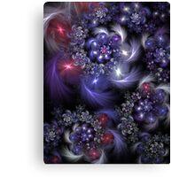 Spiral Sparkle  Canvas Print