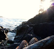 Cox Bay III - Tofino, BC by Tejana Howes
