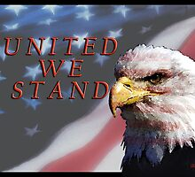 United We Stand by Larry Costales