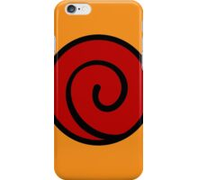 Uzumaki Clan-Symbol iPhone Case/Skin