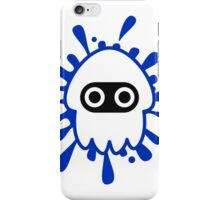 Baby Blooper Blue iPhone Case/Skin
