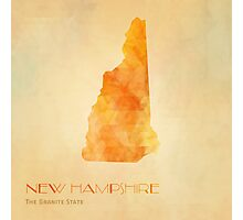 New Hampshire Photographic Print