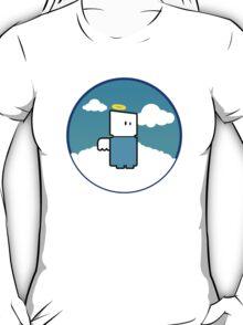 Square Angel Logo - Square World T-Shirt