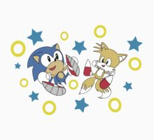 Sonic and Tails by JOEWATSON93