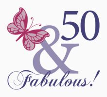 Fabulous 50th Birthday by thepixelgarden