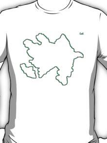 "Azerbaijan ""Citizen of the Earth"" large T-Shirt"