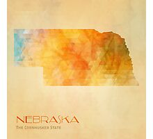 Nebraska Photographic Print