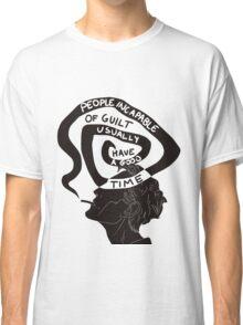 Rust Cohle Classic T-Shirt