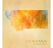 Montana Photographic Print