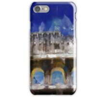 Rome 1 by Pierre Blanchard iPhone Case/Skin