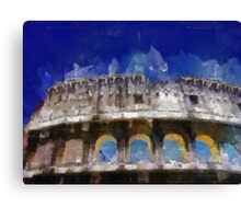 Rome 1 by Pierre Blanchard Canvas Print