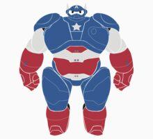 Baymax Suit (Captain America) Kids Clothes