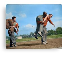 Training for War Canvas Print