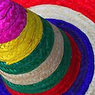 Rainbow Sombrero by BethXP