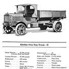 1921 Kleiber Tricl by Edward Henzi