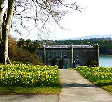 Plas Newydd, residence of the Marquis of Anglesey by artfulvistas