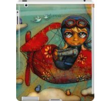 Little Red Plane iPad Case/Skin