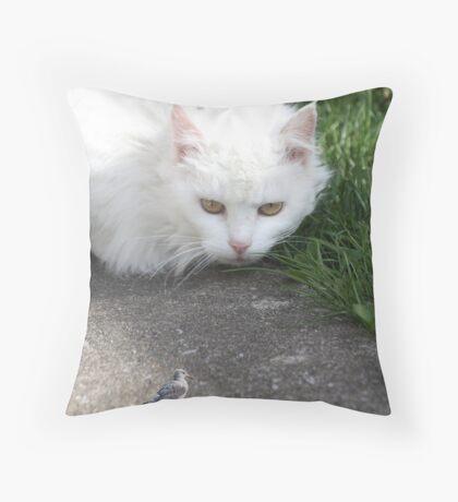 A Situation ! Throw Pillow