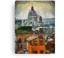 Rome 2 by Pierre Blanchard Canvas Print